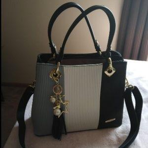 Multicolor Sholder Handbag
